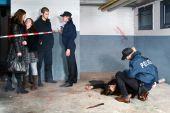 Murder Scene