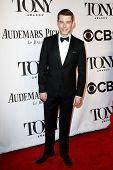 NEW YORK-JUNE 8: Actor Brian J. Smith attends American Theatre Wing's 68th Annual Tony Awards at Rad