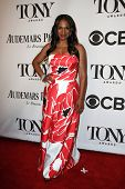 NEW YORK-JUNE 8: Actress Audra McDonald attends American Theatre Wing's 68th Annual Tony Awards at Radio City Music Hall on June 8, 2014 in New York City.