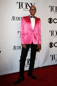 NEW YORK-JUNE 8: TV personality RuPaul attends American Theatre Wing's 68th Annual Tony Awards at Ra
