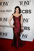 NEW YORK-JUNE 8: Actress Idina Menzel attends American Theatre Wing's 68th Annual Tony Awards at Rad