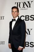 NEW YORK-JUNE 8: Actor Matt Bomer attends American Theatre Wing's 68th Annual Tony Awards at Radio C