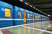 train station in Stockholm