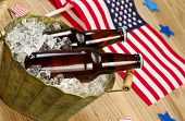 Beer For The American Independence Holiday