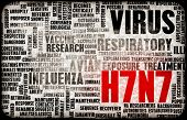 H7N7 Concept as a Medical Research Topic