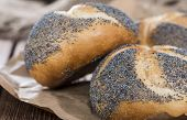 Fresh Made Poppyseed Buns