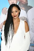 LOS ANGELES - NOV 20:  Tia Mowry-Hardrict at the
