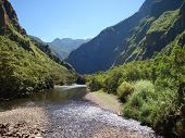 Andes Scenery