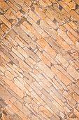Limestone Brickwall