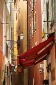 Old Town Of Nice, Narrow Street