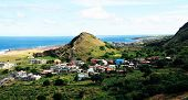 Mosteiros City Landscape