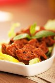 Turkish meatball, raw meat - 3