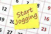Start Jogging Reminder