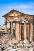 Dougga, Roman Ruins: A Unesco World Heritage Site In Tunisia