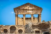 Dougga, Roman Ruins: A Unesco World Heritage Site In Tunisia