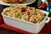 Holiday Cranberry Stuffing