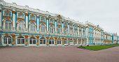 Panorama Of Catherine Palace 1161.