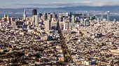 San Fransisco Cityscape