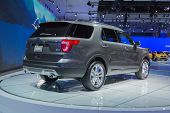 Ford Expedition 2015 On Display