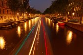 Canals Of Amsterdam.