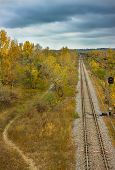picture of dnepropetrovsk  - Railway - JPG