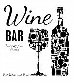 foto of sparkling wine  - Wine menu - JPG