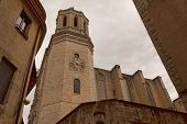 picture of significant  - Cathedral in Girona on July 17 2013 - JPG