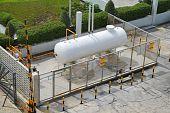 Liquid Petroleum Gas (LPG) storage unit