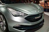 Hyundai i-Flow concept car