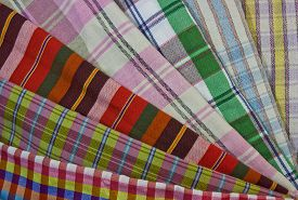image of loincloth  - Photos loincloth fabric with beautiful colors and patterns - JPG