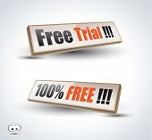 Free Trial Panel for Advertise or Promotional Offers