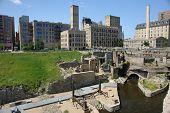 Mills Ruins, Minneapolis