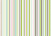 Garden Pink Wedding Stripes