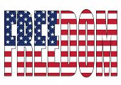 United States Of America Freedom