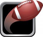 football silver box