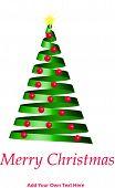 Ribbon Christmast Tree