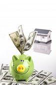 piggy bank for saving