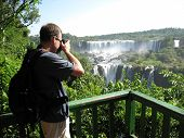 Iguazu Falls Photographer
