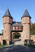Castle 'De Haar' in the Netherlands