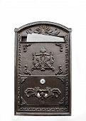 Old-fashion Post Box