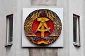 Hammer And Sickle Symbol Of Communist