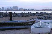 Idle Boats