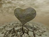 Element Land Heart