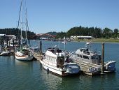 Laconner\'S Swinomish Channel