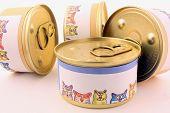 Cat Food Cans