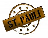 image of brothel  - Sign and stamp for your presentation for websites and many more named St - JPG