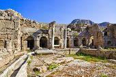 Ruínas de Corinto, Grécia