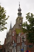 City Hall of Veere - The Netherlands