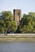 Постер, плакат: Челси старая церковь Лондон