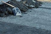 Shovel For Construction